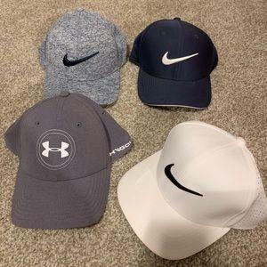 Nike Golf hats L/XL